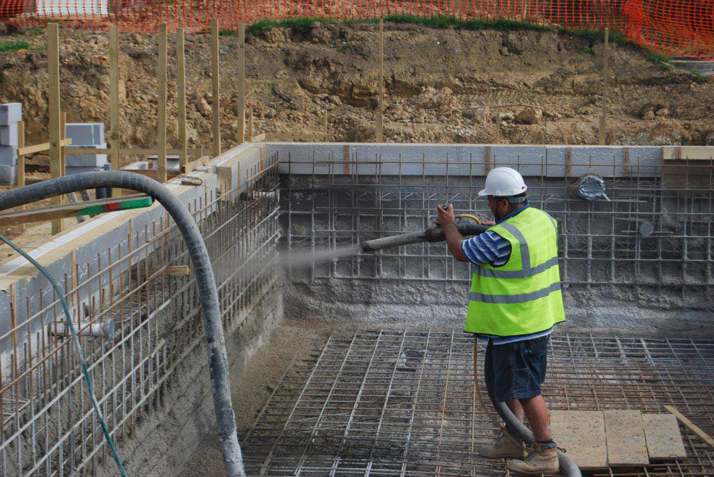for Swimming pool construction cost