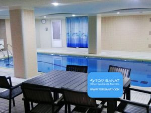 بازسازی و تعمیر و نگهداری استخر خانگی