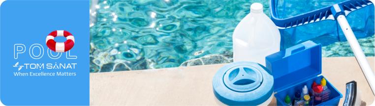 نگهداری آب استخر